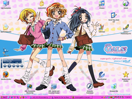 Wallpaper For Gals by ChibiAngel86