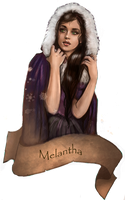 Request: Melantha by Elf-in-mirror