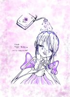 I have ugly hands... by juschi