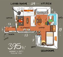 Apartment Therapy Small Cool 2013 Floorplan by nongravity
