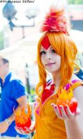 Flame Princess 1 by ShiroiKobato