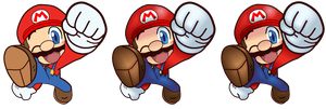 Super Mario Powered Up by IcePony64