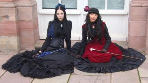 Gothic Lolita - Aristocrates 2 by Amenoel