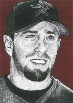 Jeff Bagwell by JRosales1