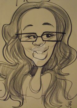 My Caricature by Tribal-Ink