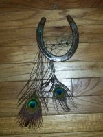 Horseshoe Dreamcatcher by melj306