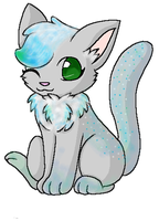 Cheap Adoptable Cat CLOSED by Actress-Artist