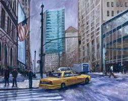 NYC 4 by Wulff-Arts