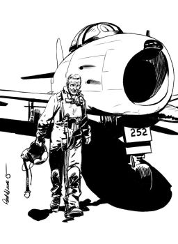 My Alex Toth tribute on Tothfans.com by Paul-Moore