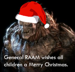 Santa RAAM by Ginger-Kelix
