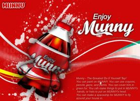Munny Commercial by cpdc