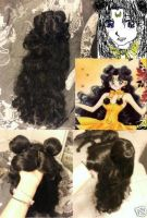 Sailor Moon Luna Wig by IrashiRyuu