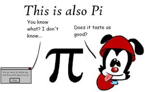 This is also Pi by xstarsixnxthexnightx