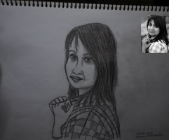 her_sketch by sumangal16