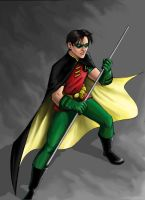 Robin by Hahnsel
