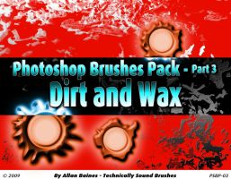 Dirt and Wax Brushes by YesOwl