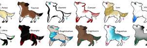 Zodiac Point Adoptables_1 left by BlueAngel208
