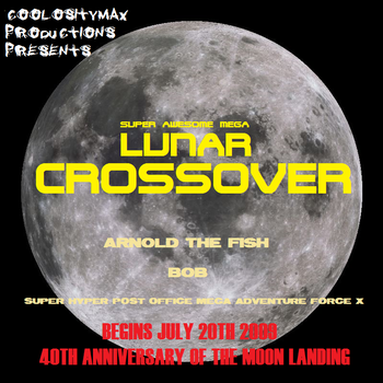 Lunar Crossover Promo by coolositymax