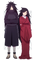Madara x misa {Husband and wife} by Rarity-Princess