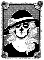 day of the dead by Valerei