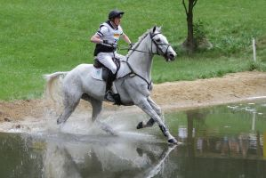 3DE Cross Country Water Obstacle Series IX/3 by LuDa-Stock
