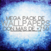 +MEGAPACK de Wallpapers. by CrazyInHereBaby