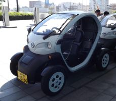 Nissan New Mobility Concept by sudro