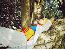 MAGI The Labyrinth of Magic : Alibaba by rovenLST