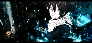 Yato by AsiansWrath