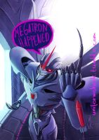 MEGATRON HAPPENED by Uniformshark