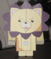 Bleach: Kon Cubee by paperart
