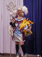 Wondercon 2015 - Melia Antiqua (6) by MidnightLiger0