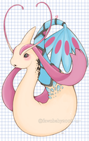 milotic by mybirdy