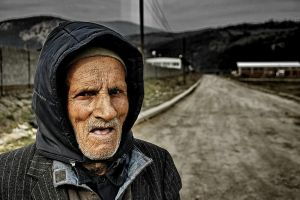 The Albanian by hsertangun