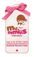 Mummins Cupcakes Tag by MyPink