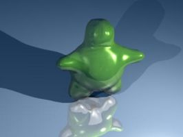 Flubber by cyreneq