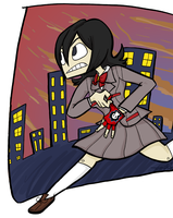 Run Run Rukia by vomitous