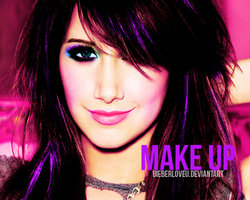 Makeup.Ashley by BieberloveU