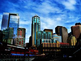 My Side of Seattle by Alonewithmyself