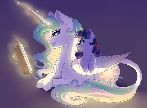 Story Time by Evehly