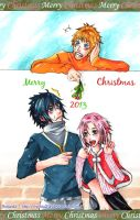 Merry Christmas 2013 by Sonia25