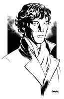 Sherlock by D-MAC