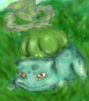 Bulbasaur by 0TheNobody0