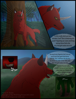 Wolf Song Page 30 by ShroudofShadows
