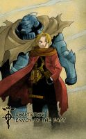 elric brothers by hisuin