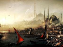 Istanbul by lacedemonio