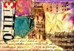 ATC:Sewing Scraps 1 by AeliaNaqwiDesigns