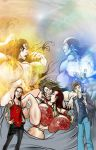 Supernaturals and there Avatars by O-mac