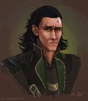 Loki by Raven-Blood-13