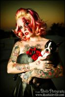 Kandy_Bad Dog_2 by DevillePhotography